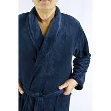 robe de chambre homme chaude robe de chambre polaire homme douce et chaude