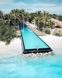 100 Maldives Infinity Pool Longest Infinity Pool Fancy Travels In 2019