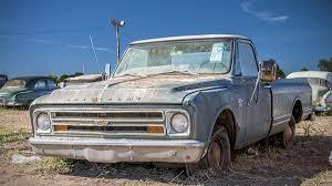 Lambrecht Chevrolet Auction: The Best Project Trucks | Autoweek