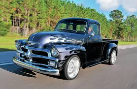 1954 Chevy 3100 - Papa's Truck - Hot Rod Network