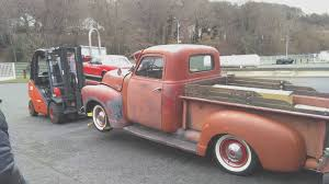 Carter Chevrolet New 1950 Chevy Truck Red 1950 Chevy 3100 1950 Chevy ...