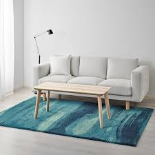 sönderöd teppich langflor blau 170x240 cm ikea schweiz