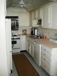 Narrow Galley Kitchen Ideas by Kitchen Galley Kitchen Design Using Minimalist Interior