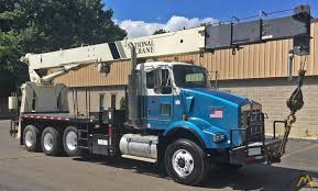 100 26 Truck National 9103A Ton Boom Crane SOLD S Material