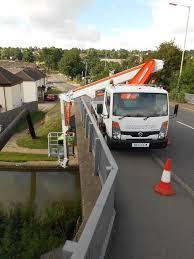 100 Truck Mounted Boom Lift Elevated Work Platform Offer Enhance