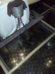 Sandalwood Spa Glass Floor Of Relaxation Room To See The Flowing Water Underneath