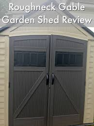 Rubbermaid Roughneck Shed Accessories by Rubbermaid Shed Review Take Your Gardening Up A Notch