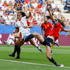 USWNT Leads Spain, 2-1: Live Updates from Women's World Cup
