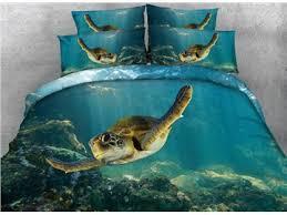 sea turtle forter Beddinginn