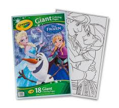 Coloring Pages Disney Frozen Giant On Crayola Model 19438397