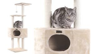 Armarkat Cat Bed by Armarkat Cat Trees Groupon Goods