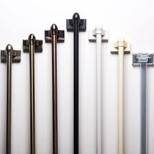Curtain Rod Extender Diy by Satisfying Curtain Rods And Fix Telescoping Curtain Rod Bumps The
