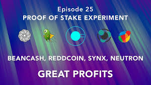 Proof Of Stake Experiement Episode 25