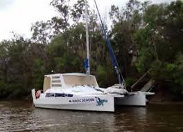 motorized catamaran gumtree australia free local classifieds