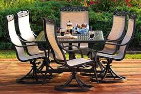 Sams Club Patio Set With Fire Pit by Outdoor Furniture Buying Guide Sam U0027s Club