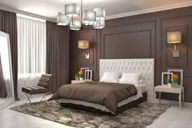Create A Luxurious Earth Toned Bedroom With Champagne And Chocolate Colored Linens