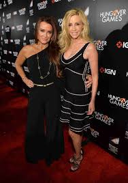 Kyle Richards Halloween Interview by Richards Lends Support To Friend Camille Grammer U2014 But How
