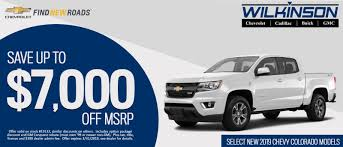100 Colorado Springs Used Cars And Trucks Wilkinson Cadillac Chevrolet Buick GMC In Sanford Serving Raleigh