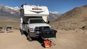100 Truck Camper Camping TRUCK CAMPER CAMPER CAMPING IN THE ALABAMA HILLS YouTube