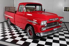 100 Apache Truck For Sale FOR SALE 1959 Chevrolet Fleetside 32