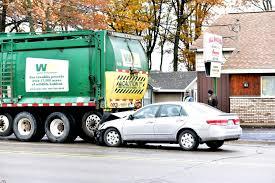 100 Waste Management Garbage Truck GARBAGE TRUCK CRUNCH Houghton Lake Resorter