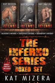 The Inferno Series Boxed Set Ebook By Kat Mizera