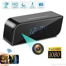 WiFi Light Bulb Security Camera 1080P HD Fisheye LED Light 360° Live