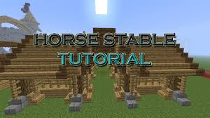 Minecraft: How To Make A Cool Horse Stable Tutorial - YouTube Home Garden Plans B20h Large Horse Barn For 20 Stall Minecraft Tutorial Medieval Horse Stables Building How To Make A Cool Stable Youtube Building With Bdoubleo Episode 164 150117_120728 House Designs Pinterest Ideas Village Screenshots Show Your Creation For Horses Creative Mode Java Edition Pferdestallhorse Ilmister Ideas 4 Minecraft Horse Stable Google Search