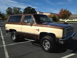 100 1988 Chevy Truck For Sale CHEVY K5 BLAZER VERY CLEAN AND RUST FREE