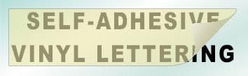 Vinyl Letters Custom Vinyl Letttering DoItYourselfLettering