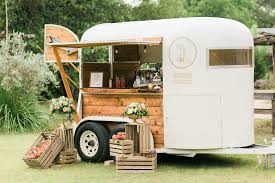 100 Truck Rental Austin Tx The Pour Horse Vintage Mobile Bar For Hire