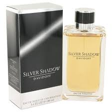 davidoff silver shadow 3 4oz s eau de toilette ebay