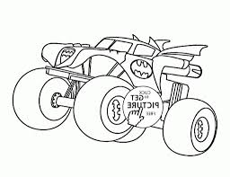 100 Monster Truck Coloring Bulldozer Pages S For Toddlers Get