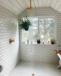 The Best Tile Ideas We Found On Instagram | Bathroom Ideas ... Mosaic Tiles Bathroom Ideas Grey Contemporary Tile Subway Wall And White Tile Bathroom Ideas Pinterest Subway Interior Lamaisongourmet Glass 6x12 Backsplash Images Of Showers Our Best Better Homes Gardens Unique Pattern Design White Kitchen For Natural And Classic Look The New Sportntalks Home Cool 46 Small Light Gray Color With Elegant Using Wooden Floor 30 Beautiful Designs
