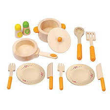 Hape Kitchen Set India by Hape My Creative Cookery Club Kid S Wooden Play