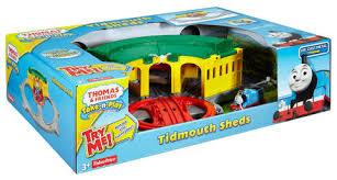Thomas Tidmouth Sheds Instructions by Thomas U0026 Friends Take N Play Tidmouth Sheds Adventure Hub Dgk96