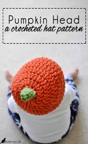 Pumpkin Head 2017 by Pumpkin Head Crochet Pumpkin Hat Pattern For Babies And Toddlers