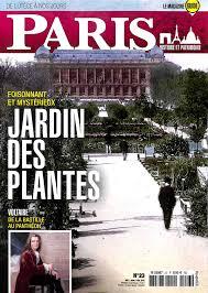 Abonnement Paris De Lutèce à Nos Jours Abonnement Magazine Par