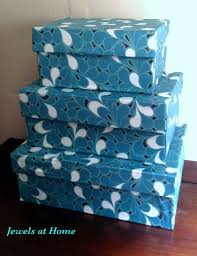 Decorative Bankers Box Canada by 25 Unique Fabric Covered Boxes Ideas On Pinterest Covering