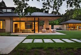 100 Home Designed A Woodside Home Designed In Perfect Harmony With Nature