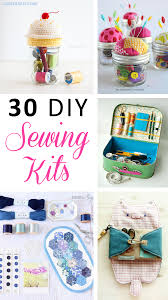 Sewing Kits 30 Ideas Every Hobbyist Will Love O Cool Crafts