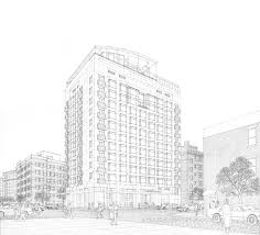 100 Jacobs Architects 2001 Hotel Gansevoort Line New York NY The Stephen B