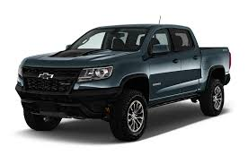 2018 Chevrolet Colorado Reviews And Rating | Motor Trend