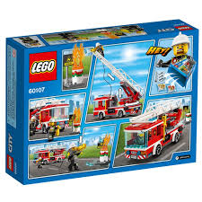 LEGO® City Fire Ladder Truck 60107 Cool Toy For Kids, Building ... Tonka Chuck And Friends Boomer The Fire Truck Hasbro Kids Toy Kreo Creat It Sentinel Prime 2 In 1 Or Robot 81 Toy Fire Trucks For Kids Toysrus Toybox Soapbox Transformers Combiner Wars Hot Spot Review Monster Truck Toys Childhoodreamer Red Engine Stock Photos Best 25 Lego City Fire Truck Ideas On Pinterest Prectobot Asia Exclusive Reflector Tfw2005 The Worlds Of Otsietoy And Flickr Hive Mind Popular 2016 Sell Blue Buy Ambulance Vehicle Police Car Unboxing