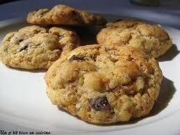 recette de cuisine cookies recette cookies aux noix du brésil chocolat au lait et fève tonka