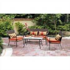 Wicker Patio Set Broyhill Cool Conversation Sets Clearance With