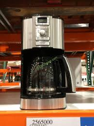 Costco 2565000 Cuisinart Brew Central 14cup Coffee Maker