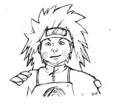 Coloriages à Imprimer Naruto Numéro 6196