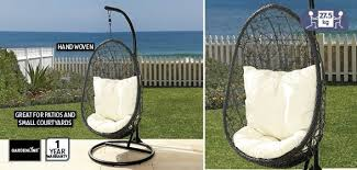 Aldi Outdoor Furniture Uk by Hanging Egg Chair Aldi 249 Home Is Where The Heart Is