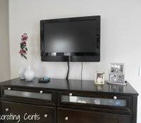 View Designs Around Flat Screen Tvs On Wall Ideas Tv Mounting Paint Color As Well Hanging